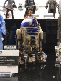 Tokyo Comic Con Bandai SH Figuarts Star Wars Empire Strikes Back R2-D2 01