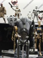 Tokyo Comic Con Bandai SH Figuarts Star Wars Prequel Super Battle Droid 01