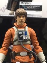 Tokyo Comic Con Bandai SH Figuarts Star Wars The Empire Strikes Back Snowspeeder Luke Skywalker 01
