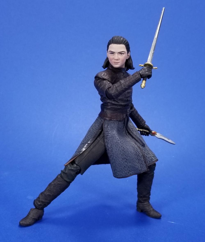 "Game of Thrones Arya Stark 6/"" pouces//environ 15 cm actionfigure de McFarlane Toys"