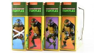 First Look: NECA: Teenage Mutant Ninja Turtle TARGET Two-Packs