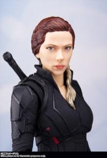Bandai Tamashii Nations SH Figuarts Avengers Endgame Black Widow promo 07