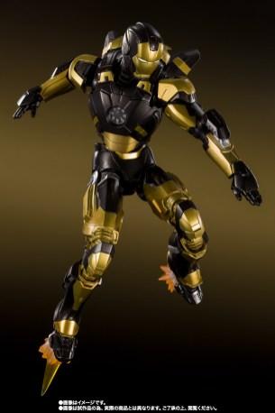 Bandai Tamashii Nations SH Figuarts Iron Man MK20 Python Promo 06