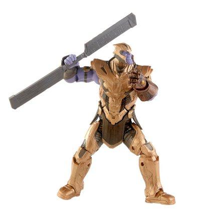 Hasbro Marvel Legends Avengers Endgame Armored Thanos BaF 01