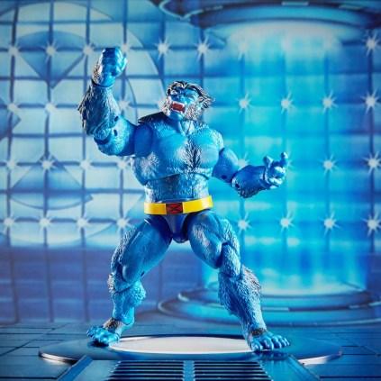 Hasbro Marvel Legends X-Men Caliban Wave Beast Even More Updated Promo 06