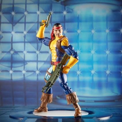 Hasbro Marvel Legends X-Men Caliban Wave Forge Even More Updated Promo 08
