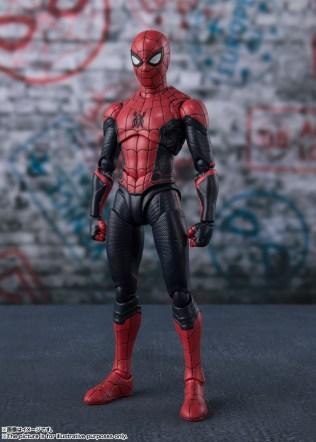 Bandai SH Figuarts Far From Home Upgrade Spider-Man Promo 02