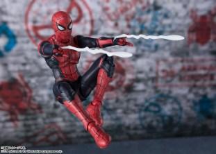 Bandai SH Figuarts Far From Home Upgrade Spider-Man Promo 08
