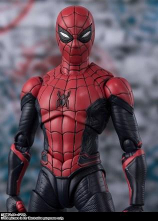 Bandai SH Figuarts Far From Home Upgrade Spider-Man Promo 13
