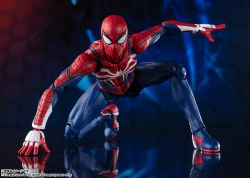 Bandai SH Figuarts Playstation 4 Spider-Man Promo 04