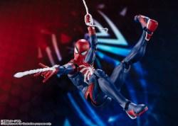 Bandai SH Figuarts Playstation 4 Spider-Man Promo 05