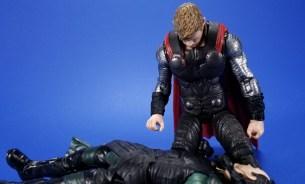 Hasbro Marvel Legends Avengers Infinity War Corvus Glaive and Loki 2 Pack 15