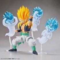 Bandai Figure-rise Standard Dragon Ball Super Saiyan Gotenks New Promo 07