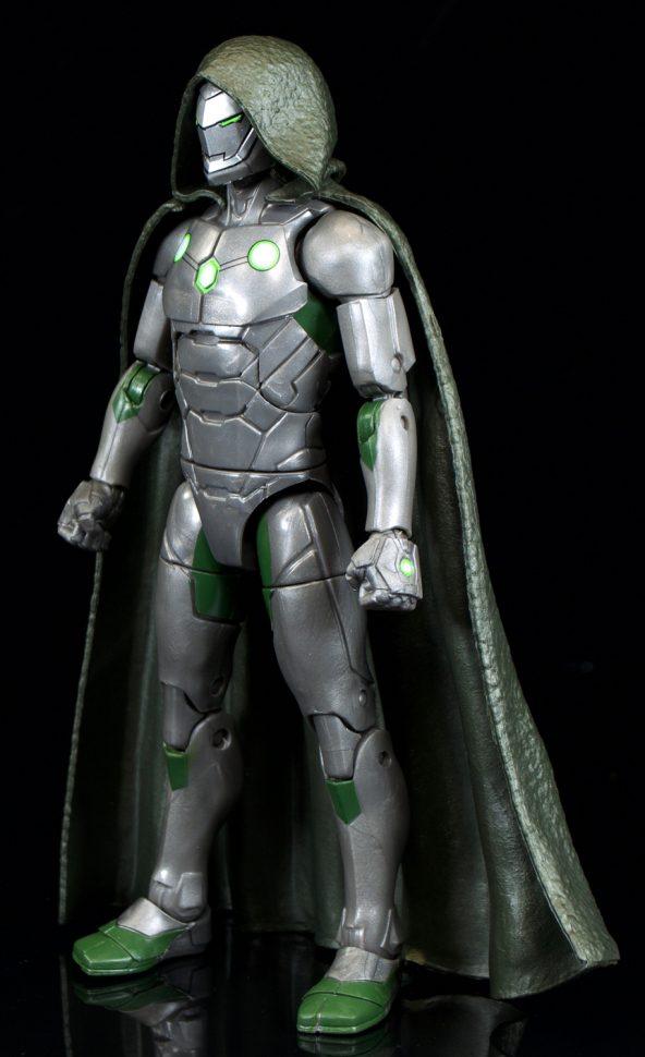 Hasbro: Marvel Legends Infamous Iron Man Review |