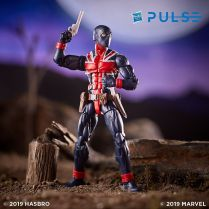Hasbro Pulse Marvel Legends Avengers Endgame Wave 2 Series 6-inch Union Jack Figure