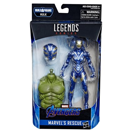 Marvel Legends Avengers Endgame Wave 2 Series 6-Inch Rescue Figure 03