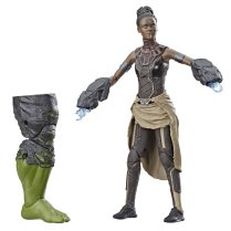 Marvel Legends Avengers Endgame Wave 2 Series 6-Inch Shuri Figure 02
