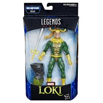 Marvel Legends Avengers Endgame Wave 2 Series 6-inch Loki Figure 03