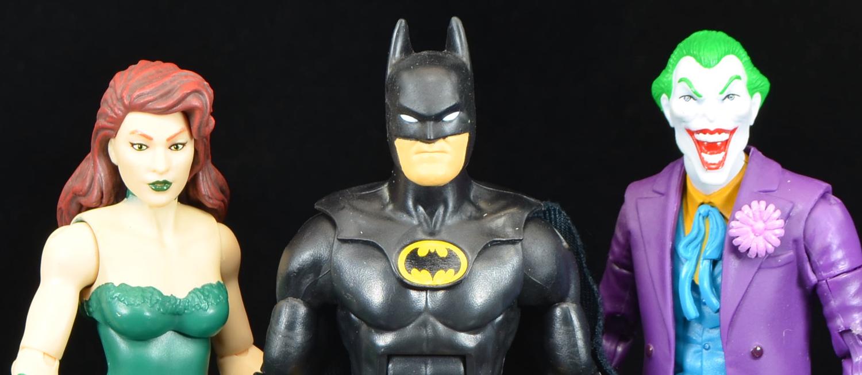 DC Multiverse Complete Set 3  80th Anniversary Originals Batman Action Figure