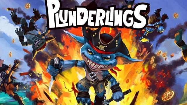 Plunderlings Kickstarter Officially Announced!  