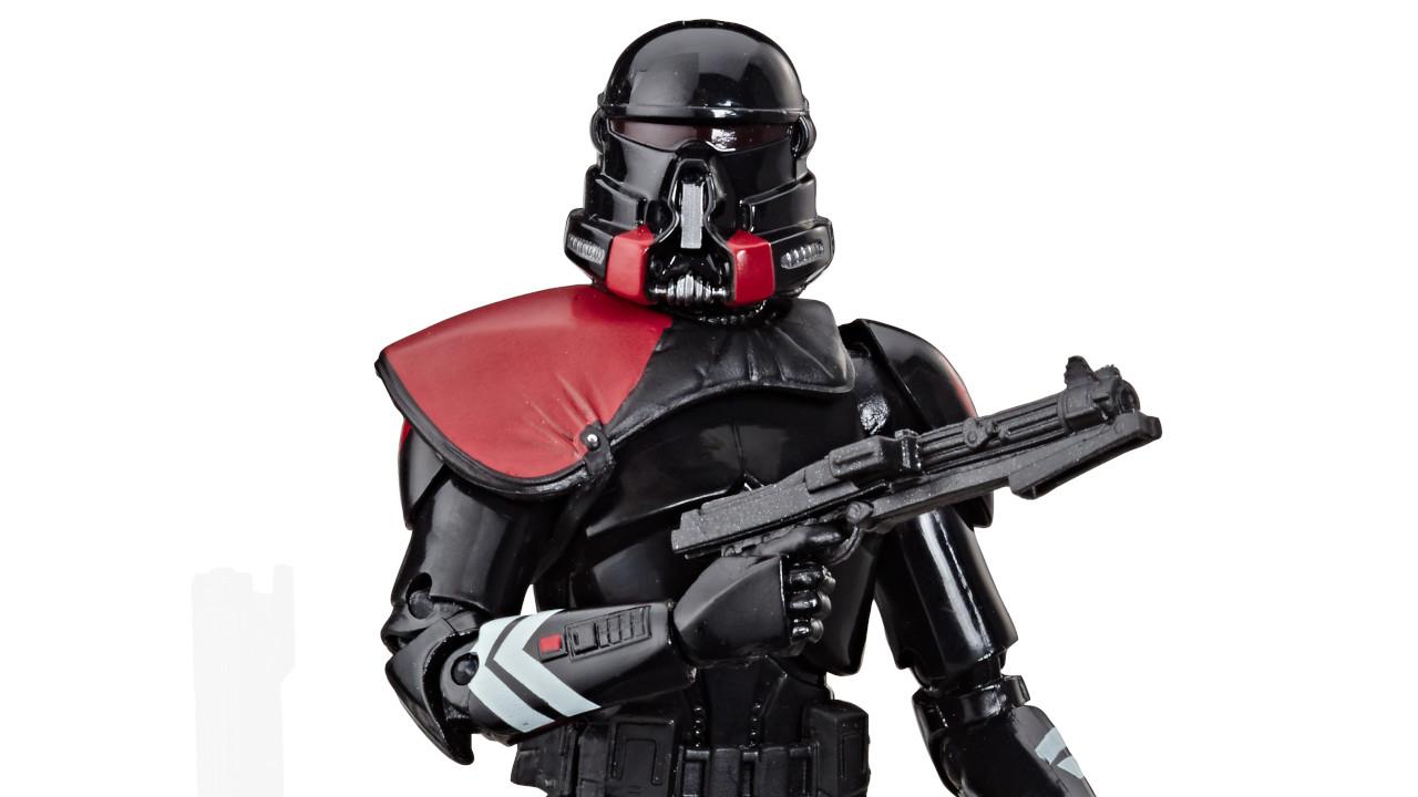 """Star Wars Black Series 6/"""" Purge Trooper"""