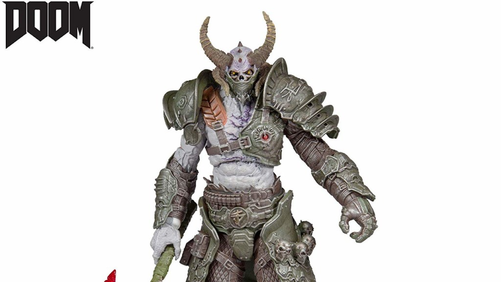Mcfarlane Toys Doom Marauder And Slayer Phobos Variant Pre Order