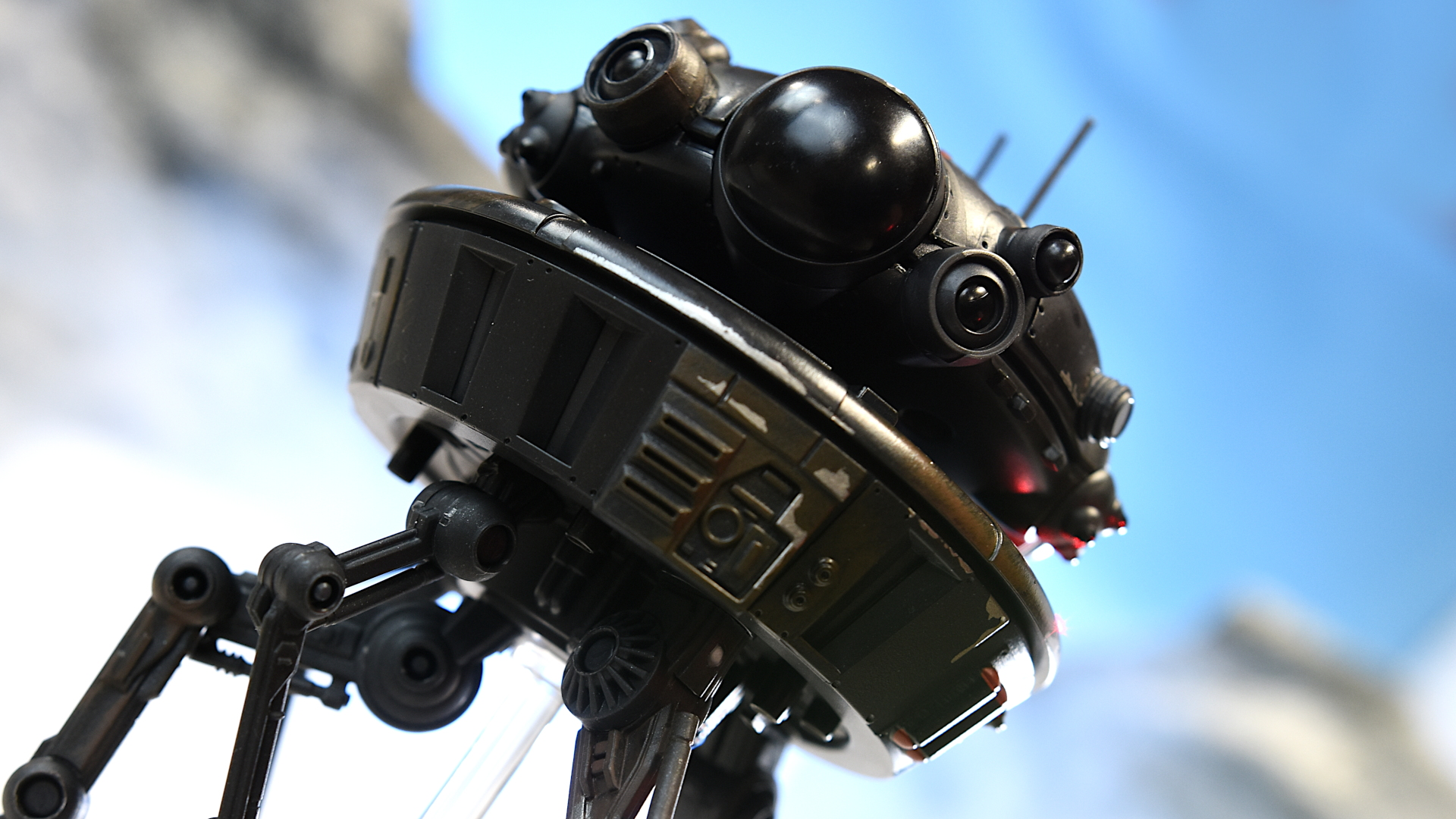 Star Wars Black Series Imperial Probe Droid Deluxe Action Figure IN STOCK