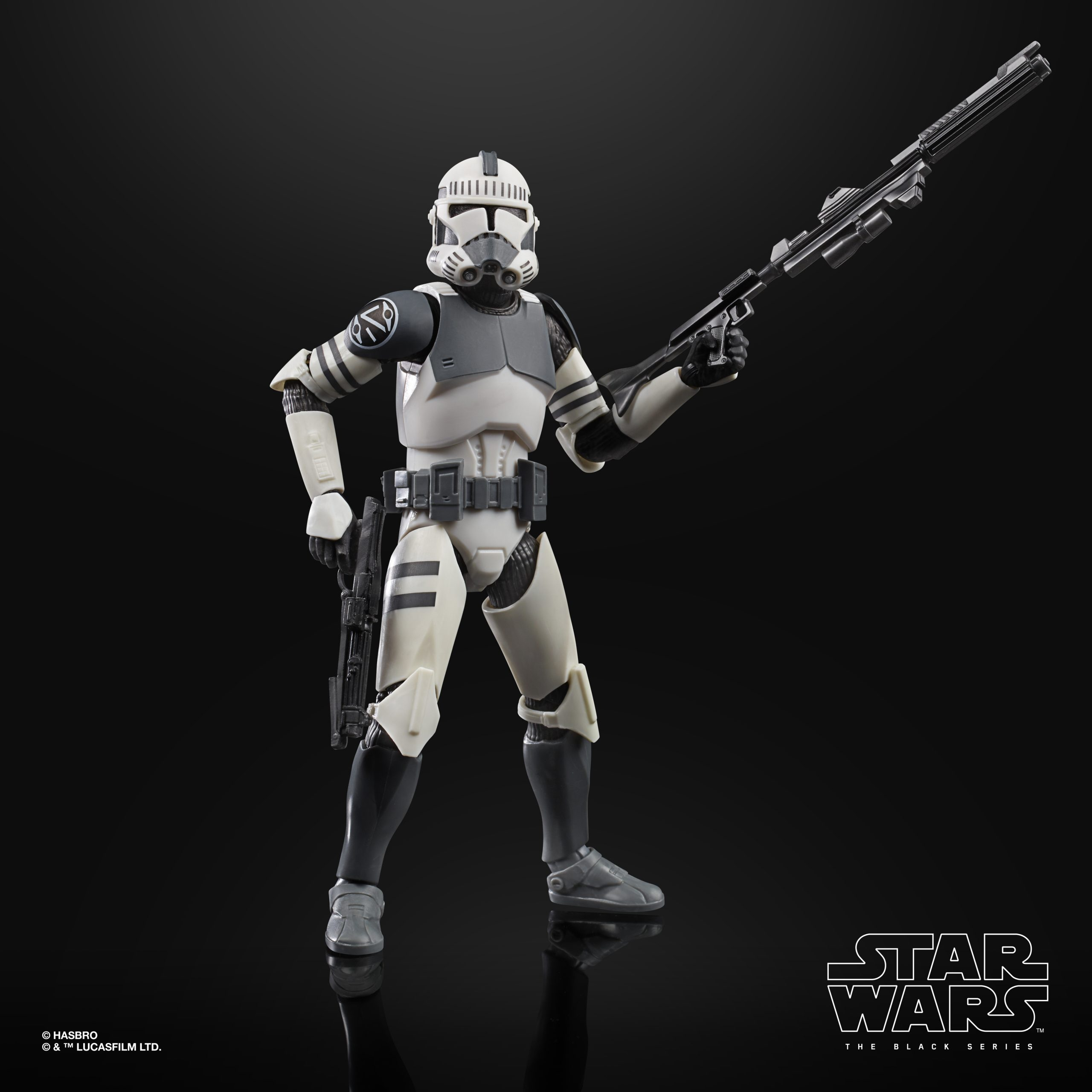 Ahsoka Tano Boba Fett,Chewie or Clone Trooper Star Wars MFP HASBRO *Brand New*