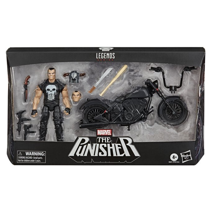 Marvel Legends Punisher Vehicle