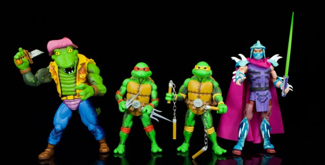Neca Tmnt Turtles In Time Series Two Review Fwoosh