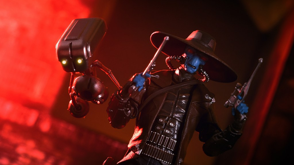 Hasbro Star Wars Black Series Cad Bane And Todo 360 Review Fwoosh