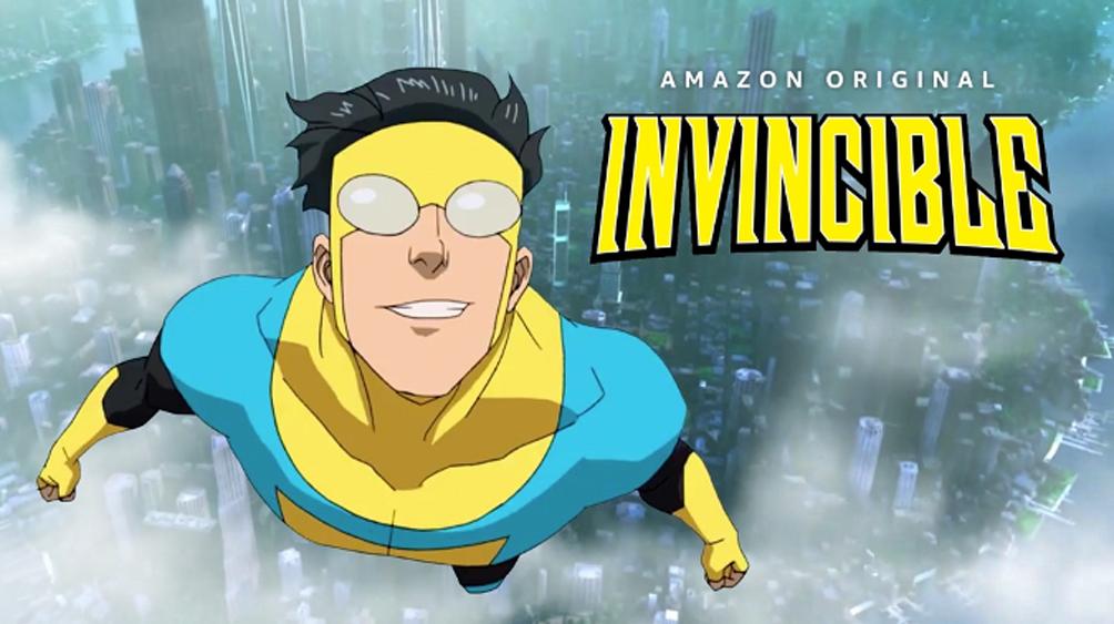 Invincible-figure line