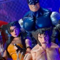 Hasbro: Marvel Legends Wolverine Boxset