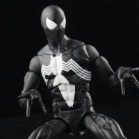 Hasbro: Marvel Legends Vintage Retro Symbiote Spider-Man Revealed!