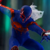 Mezco: One:12 Collective Marvel Spider-Man 2099 Promo Images and Pre-Order