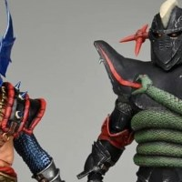 NECA: Advanced Dungeons & Dragons Warduke and Grimsword Pre-Order
