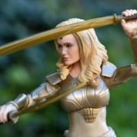 Hasbro: Marvel Legends Eternals Thena Review