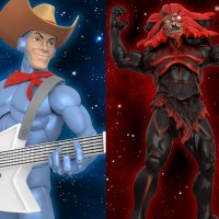 Super7: SilverHawks ULTIMATES! Series Two Now Available For Pre-Order