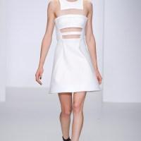 Fashion Feed : David Koma Spring Summer 2014