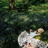 Fashion Flashback : Karlie Kloss by Mario Testino for Vogue US July 2013