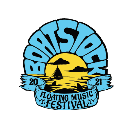 Boatstock floating boat festival seal