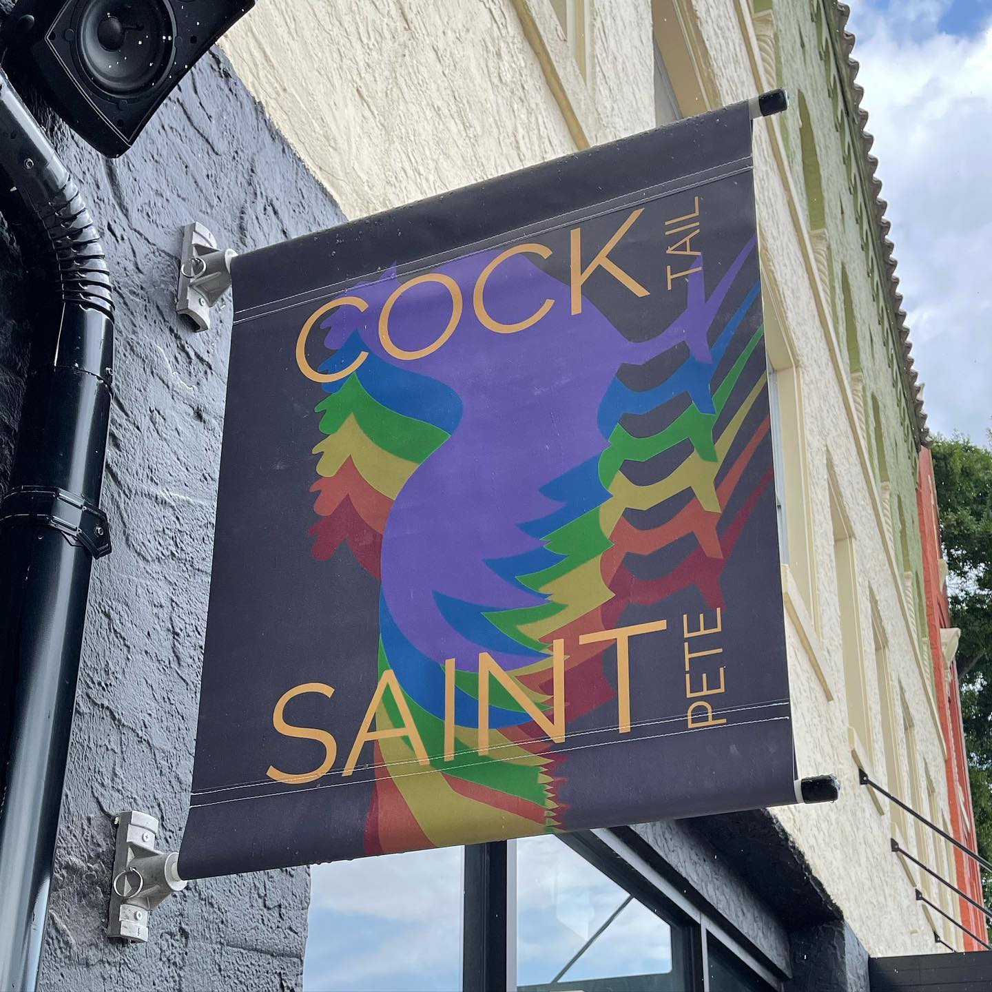 The Cocktail St. Pete is the area's newest queer drink spot, opening May 7. Photo courtesy of the Cocktail St. Pete.