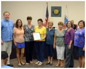 Gulfport Historical Society Proclamation