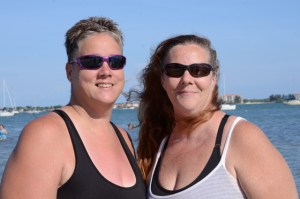 Cindy Dabill and Cindy Bayes