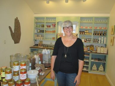 Mermaid Bay Mercantile Company, owned by Andrea Furnam