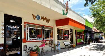 Domain near the Gulfport Casino is one of many businesses involved in the new Beach Boulevard Business Watch.