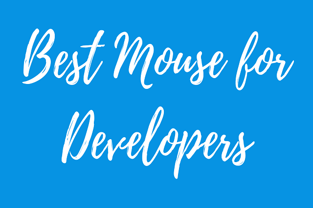 best mouse for developers