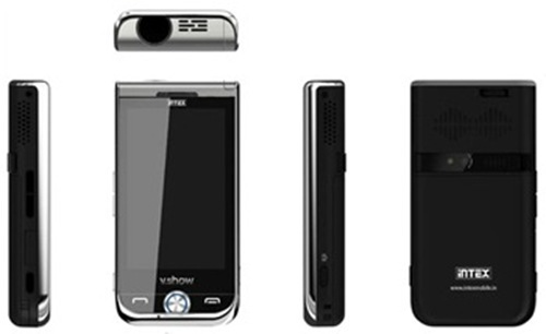 VShowIN8810 a1 thumb Projector Mobile Phones in India [Comparison]