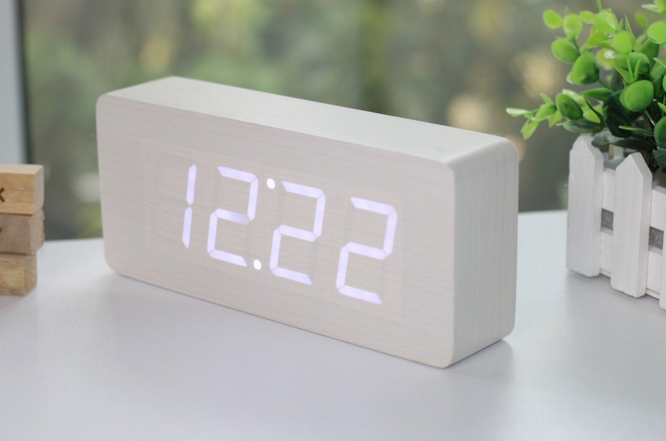 Natural Light Alarm Clock