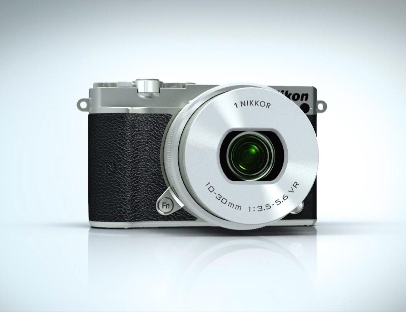 Nikon 1 J5 4K » Gadget Flow